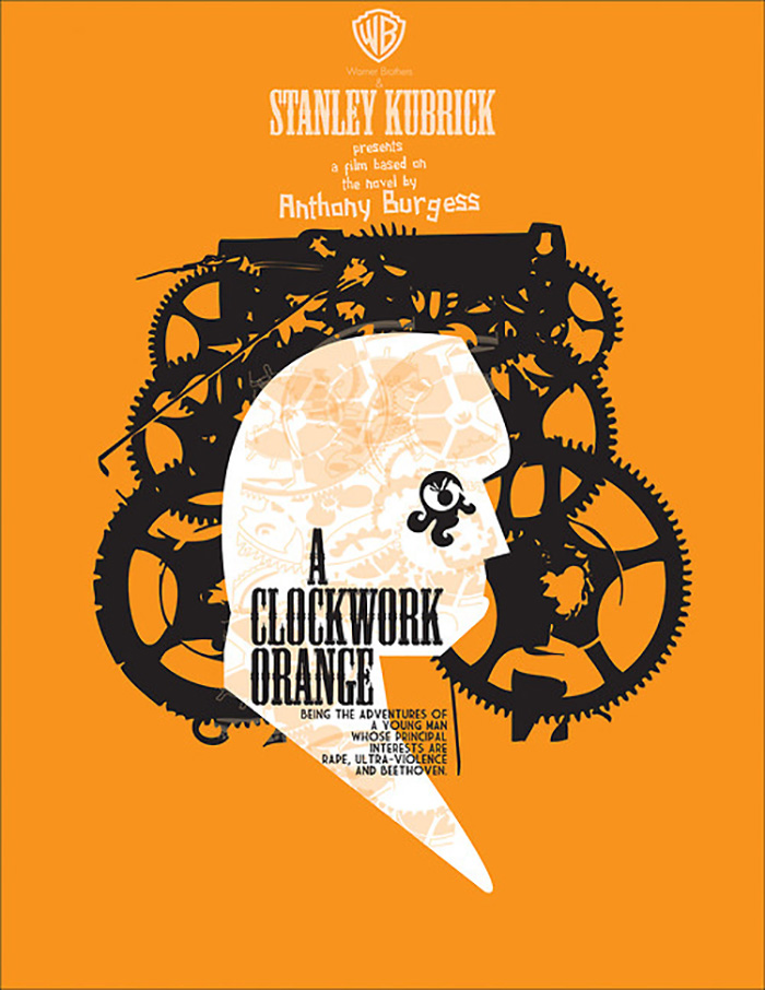 a synopsis of a clockwork orange A clockwork orange (1971) plot summary (6) protagonist alex delarge is an ultraviolent youth in futuristic britain as with all luck, his eventually runs out and.