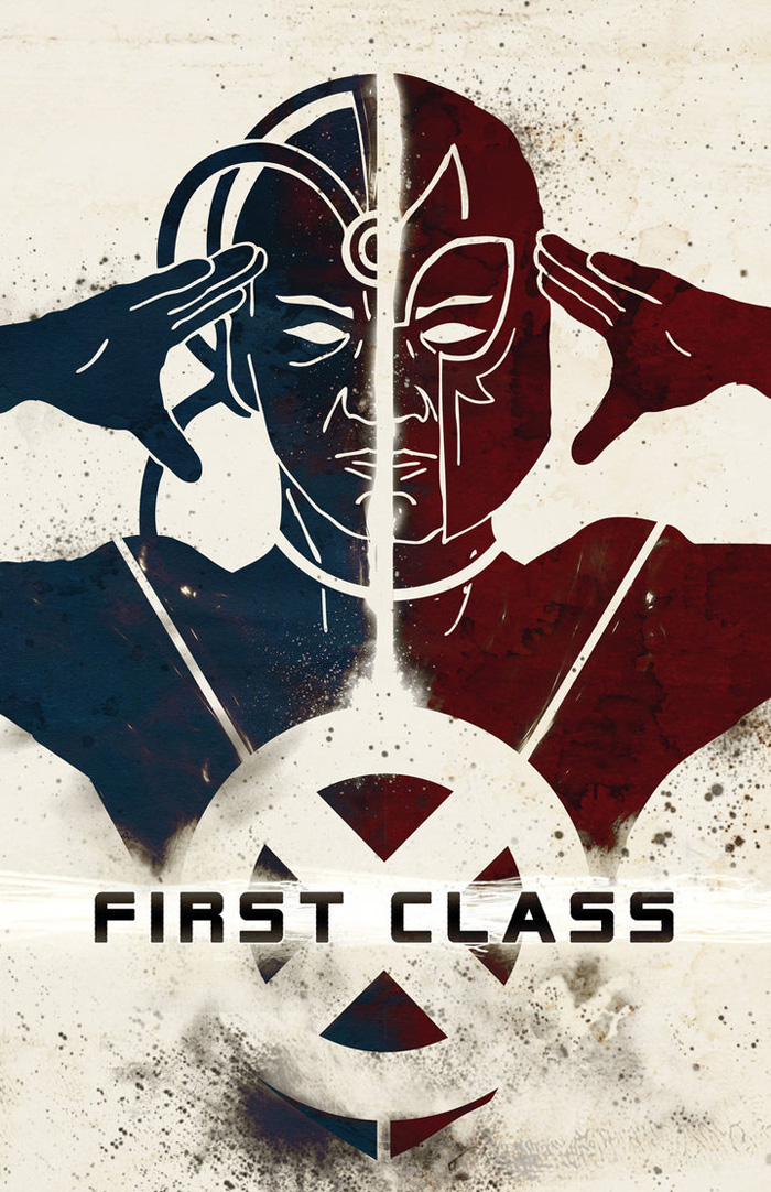 X-Men: First Class By Gruffydd Sion