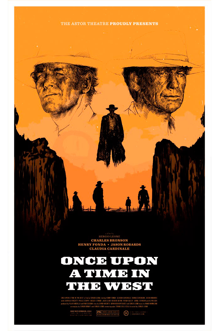 Once Upon A Time In The West Harmonica Alternative mov...