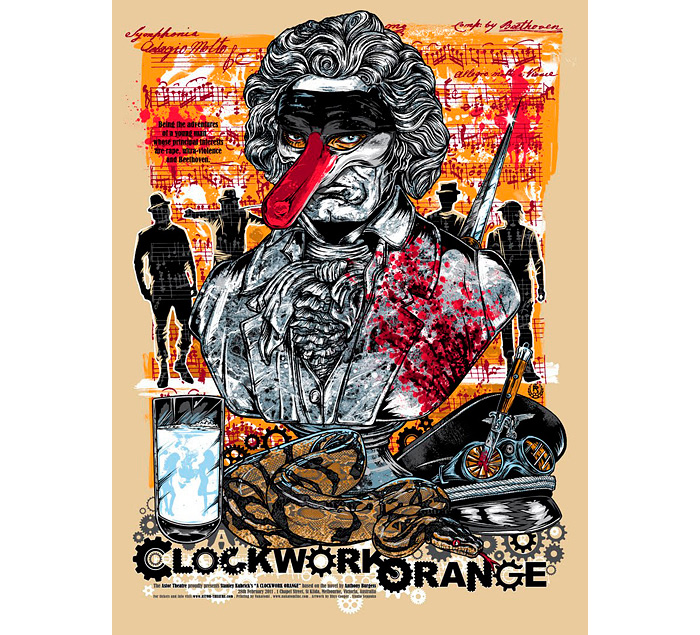 """a clockwork orange futuristic city governed The novel and the film alike are called """"a clockwork orange  man could not  will his salvation his future state had been predetermined by god  city-states or  whole commonwealths ruled by self-elected holy men, have."""