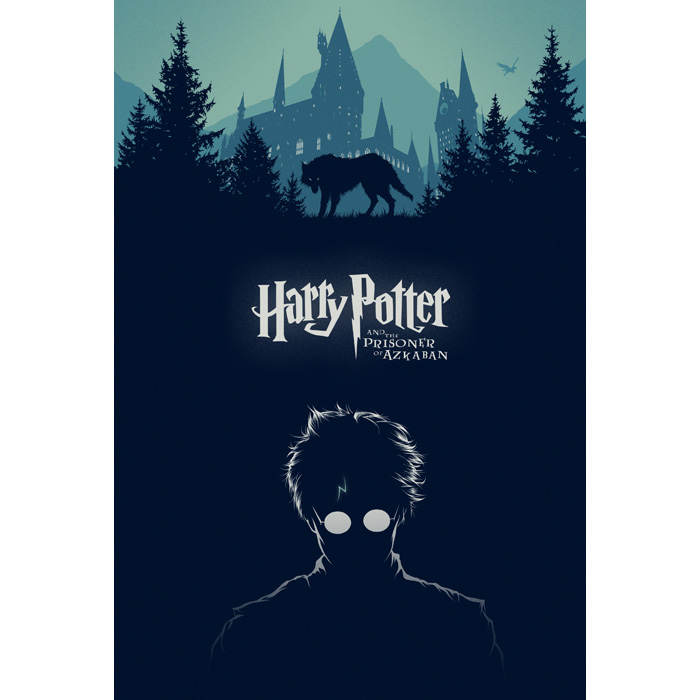 Alternative Movie Poster For Harry Potter And The Prisoner