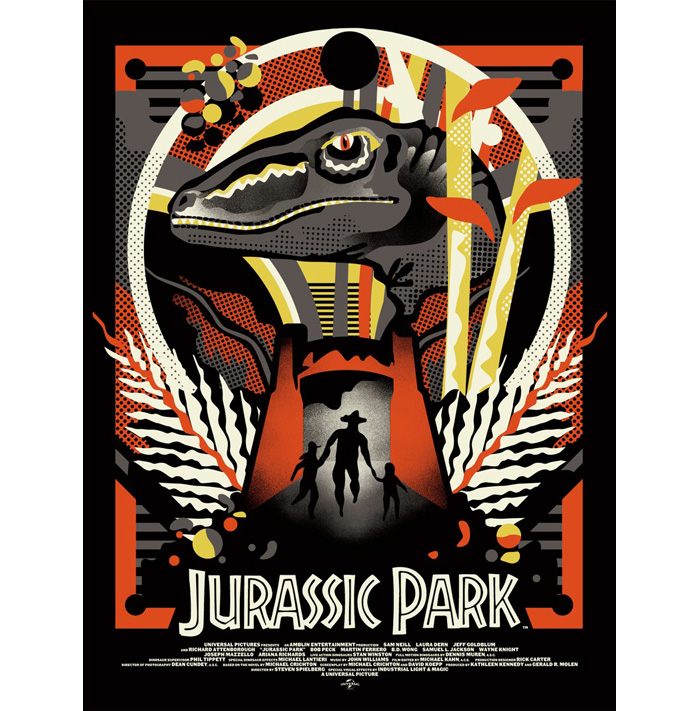 Jurassic Park by We Buy Your Kids