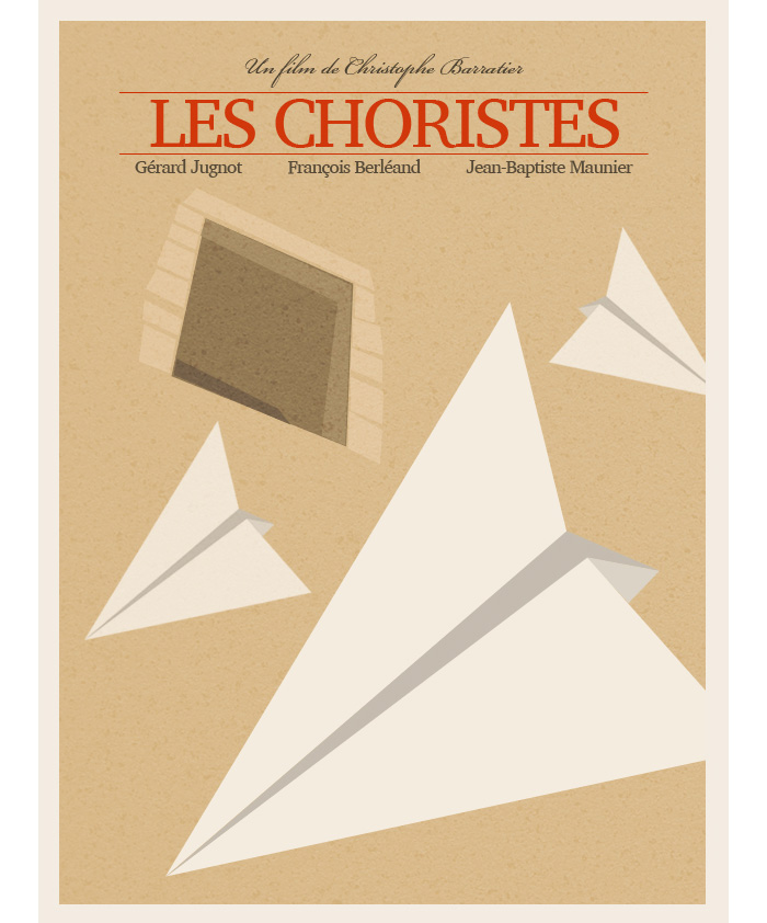 Risultati immagini per les choristes film poster