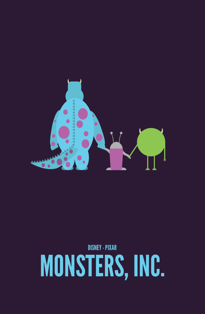 Monsters, Inc. by Travis LaRiviere