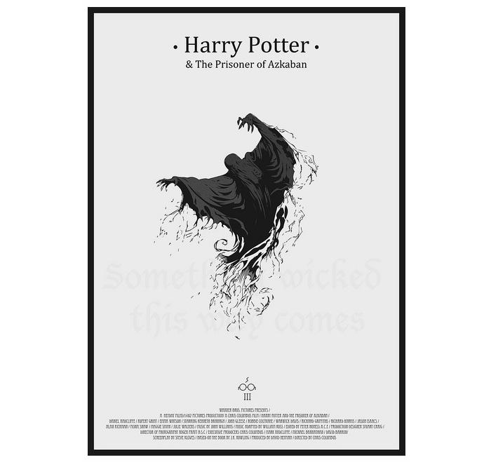 Harry potter and the prisoner of azkaban by h svanegaard