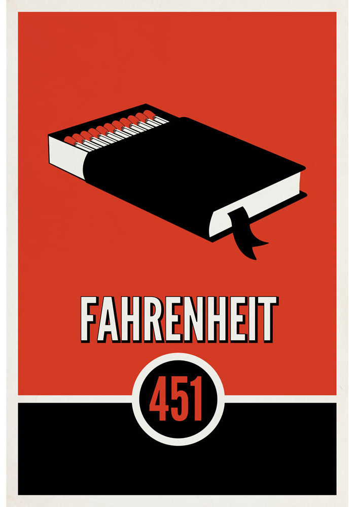 fahrenheit 451 movie and book comparison and A summary of themes in ray bradbury's fahrenheit 451  he sees such interventions as essentially hostile and intolerant—as the first step on the road to book.