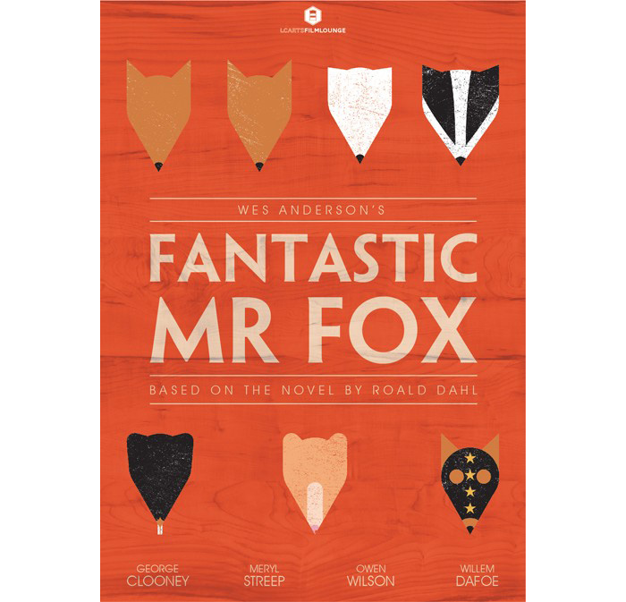 Fantastic Mr Fox Archives Home Of The Alternative Movie Poster Amp