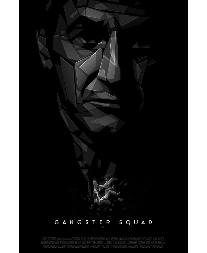 Gangster squad by maxime pecourt