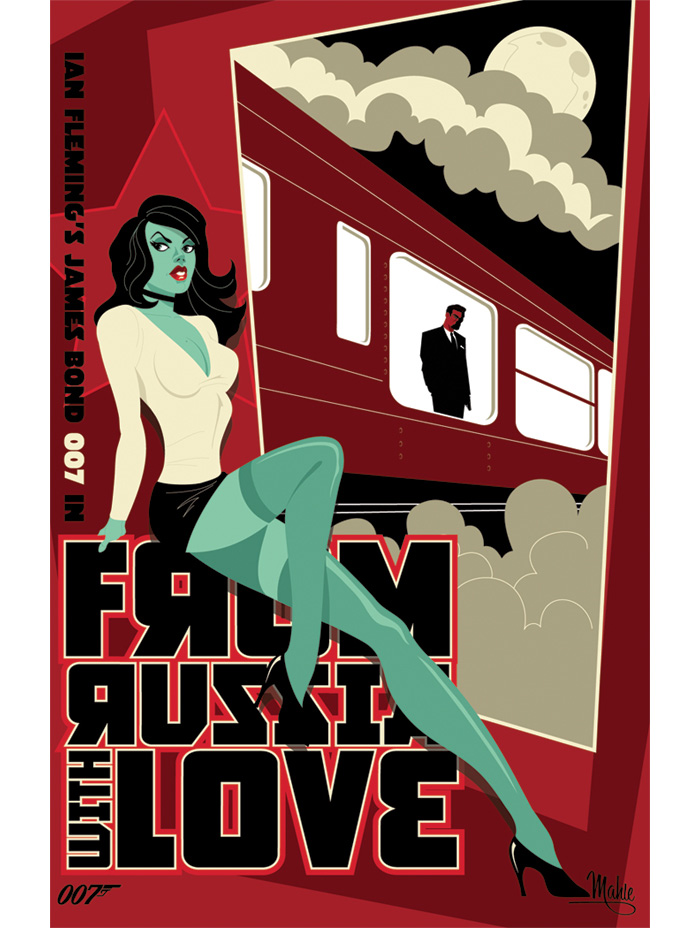 from russia with love summary Plot summary from russia with love differs from fleming's previous bond novels in that the first one third of the novel revolves around smersh's executioner,.