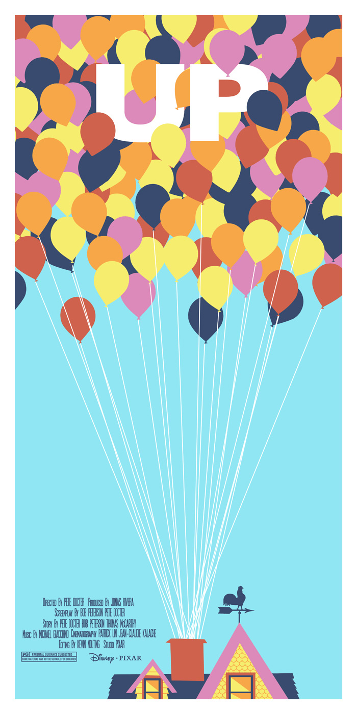 Up movie posters
