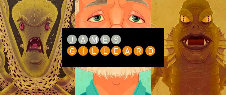 James Gilleard