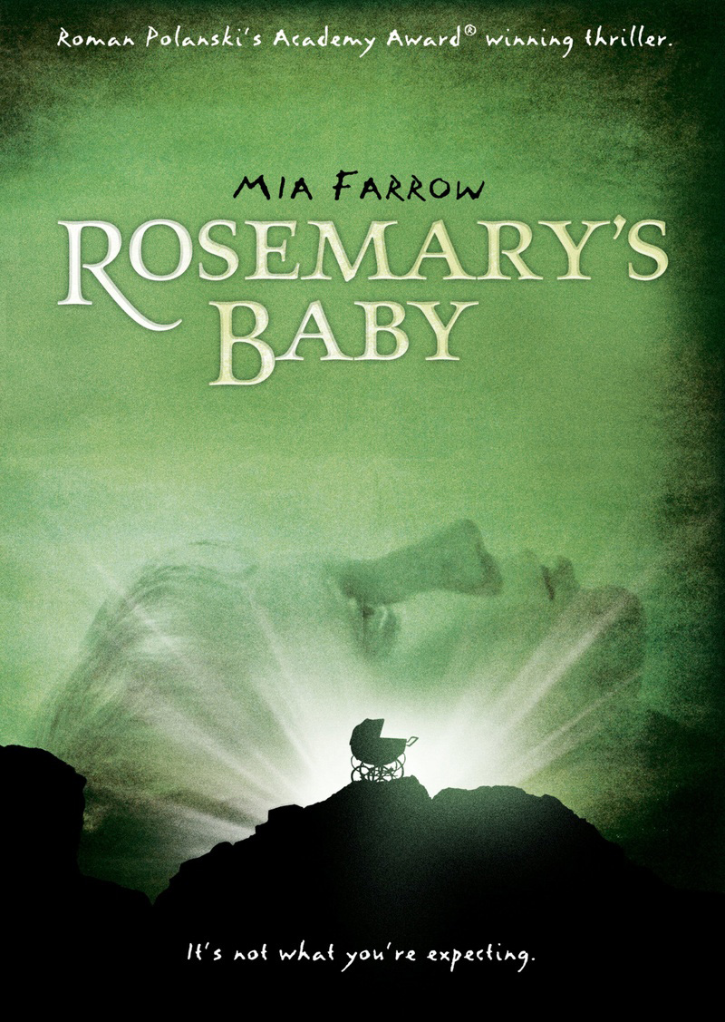 Rosemary's Baby Original Movie Poster
