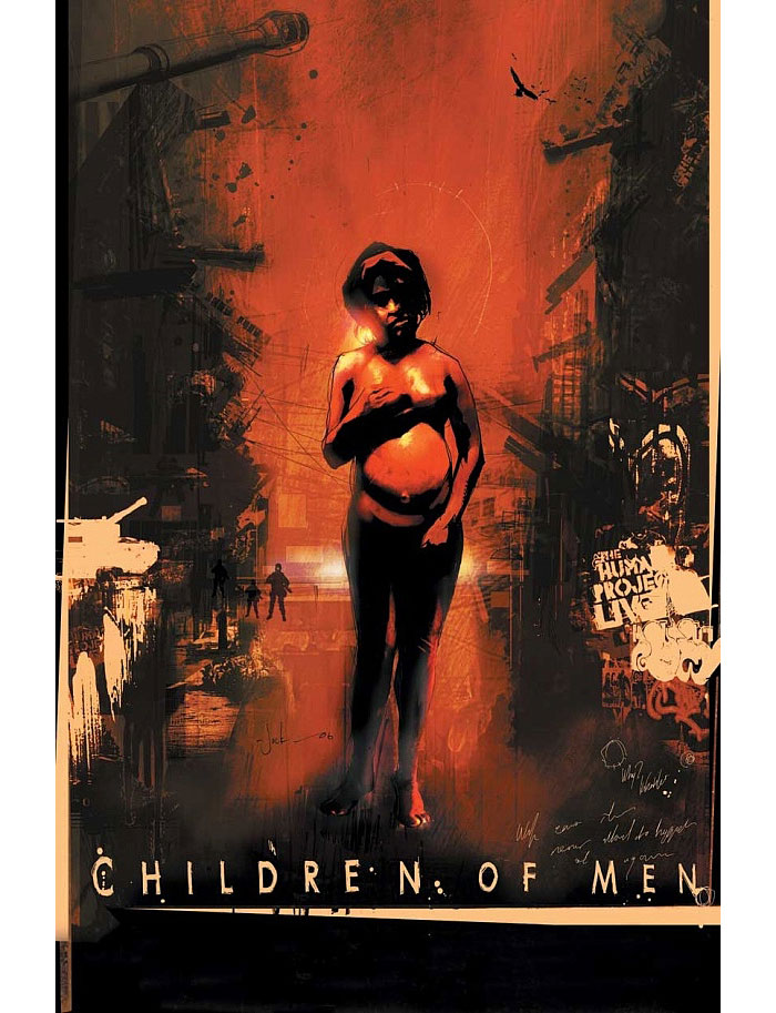 the downfall of the world in children of men a movie by alfonso cuaron Alfonso cuaron, the director of critic-friendly films such as children of men, gravity, and the upcoming roma, wouldn't be the first name one might think of to direct a film in the harry potter.