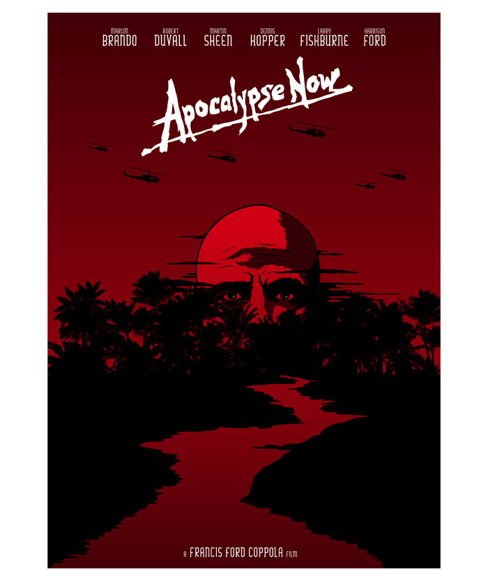 a comparison of the novel the heard of darkness and movie apocalypse now