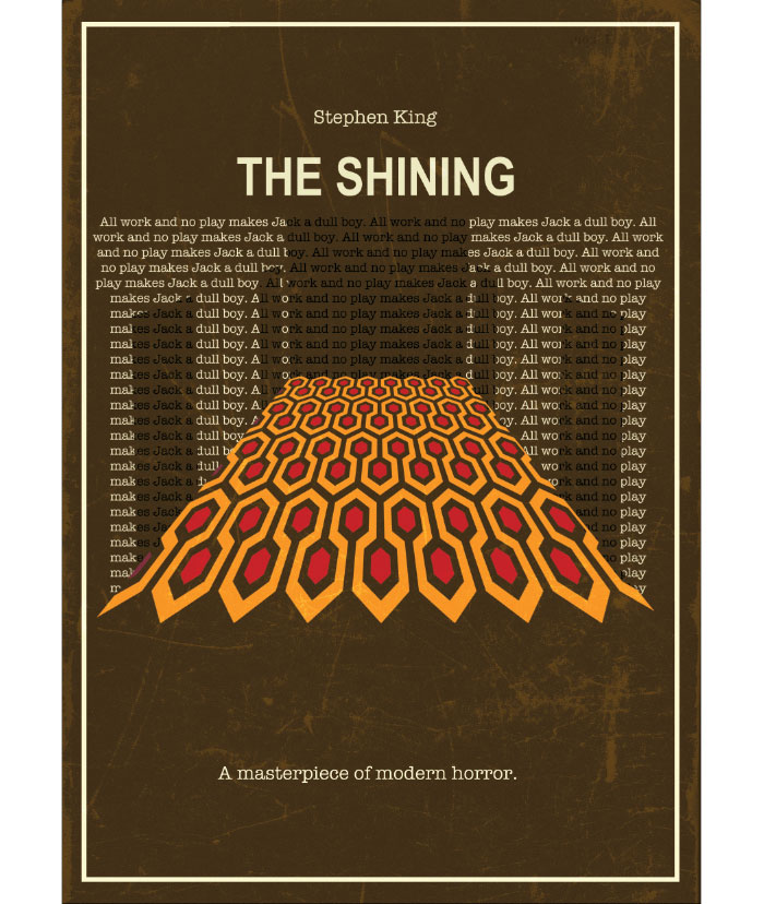 the shining book report