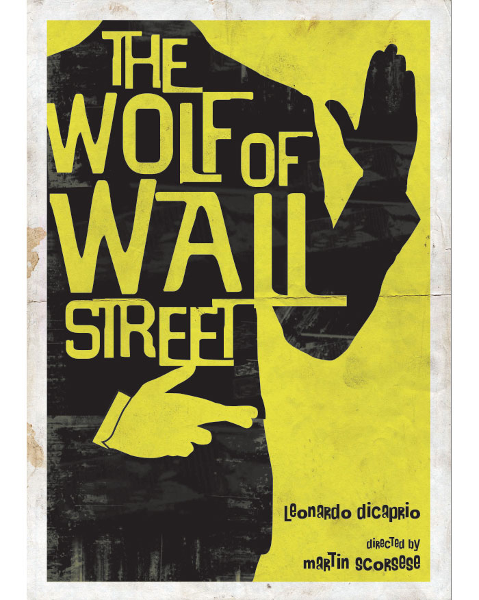 The Wolf of Wall Street by Me, Myself and I