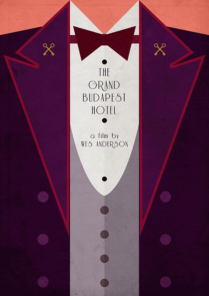 Grand Budapest Hotel Film Poster