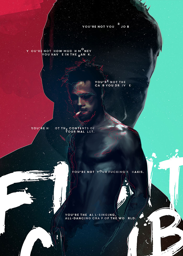 Fight Club by Tibor Lo...