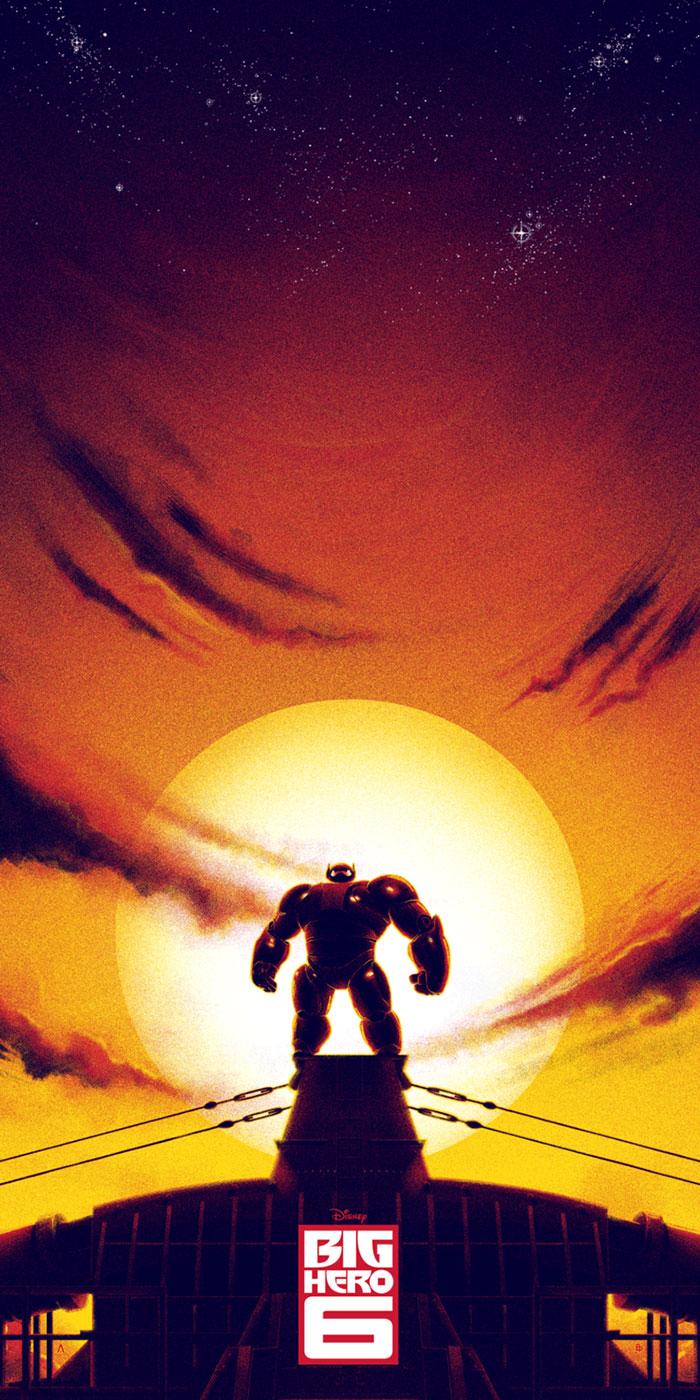 Big Hero 6 By Tom Miatke