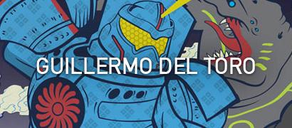 Guillermo del Toro AMPs