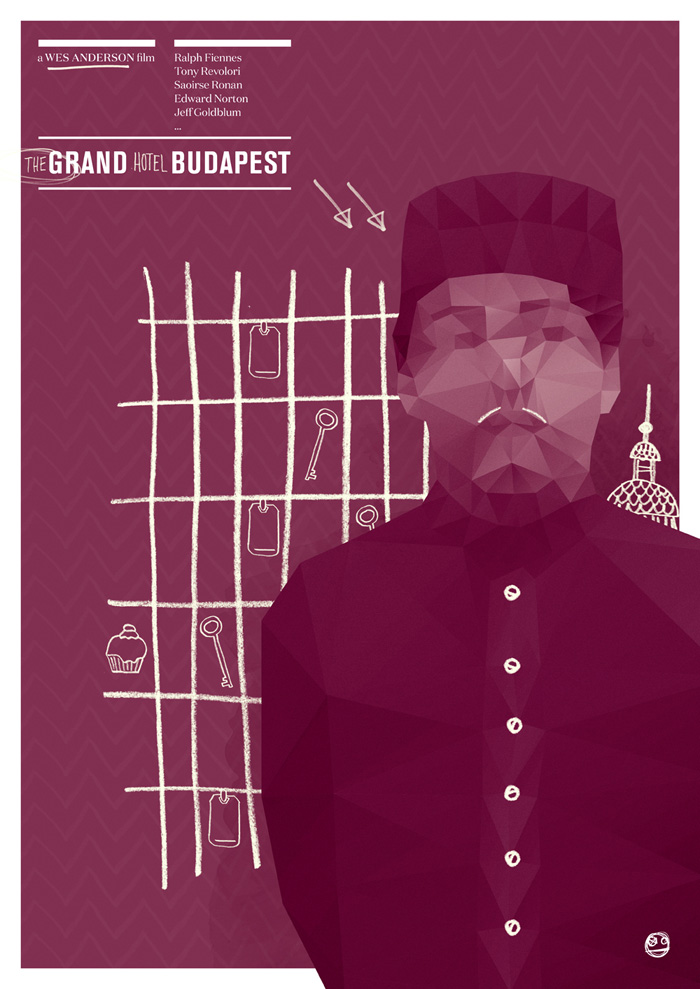 The Grand Budapest Hotel Archives Home Of The Alternative Movie Poster Amp