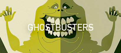 Ghostbusters AMP Collection