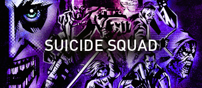 Suicide Squad AMP Collection