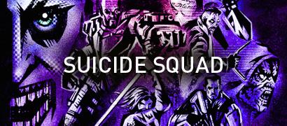 Suicide Squad AMPs