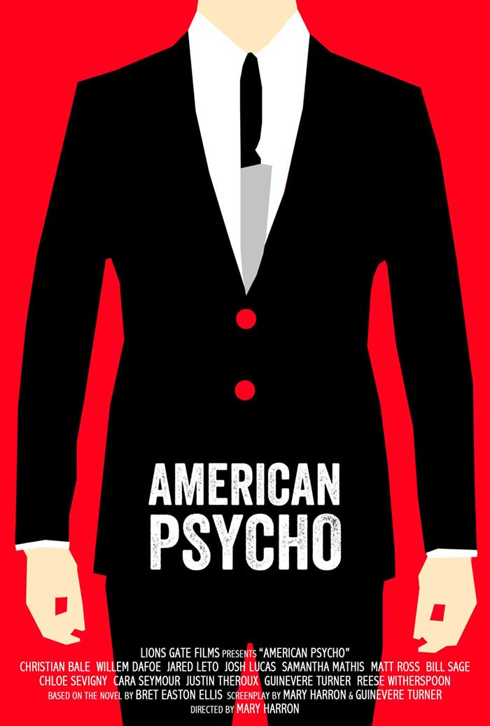 American Psycho by David Hughes