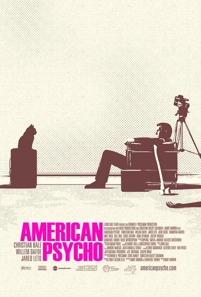American Psycho by John Godfrey