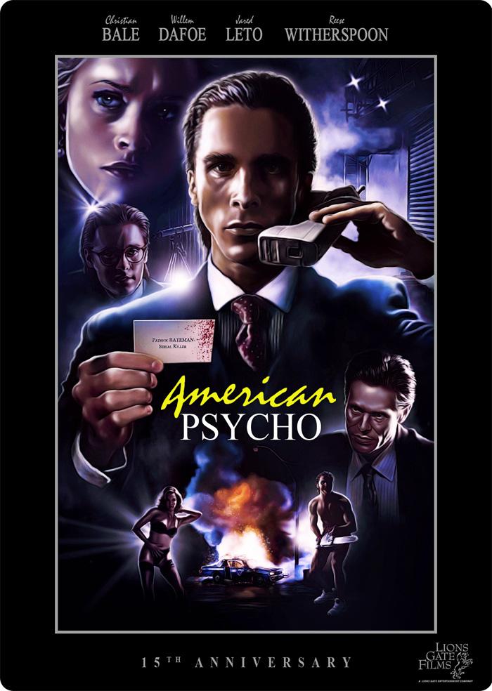 American Psycho by Ralf Krause