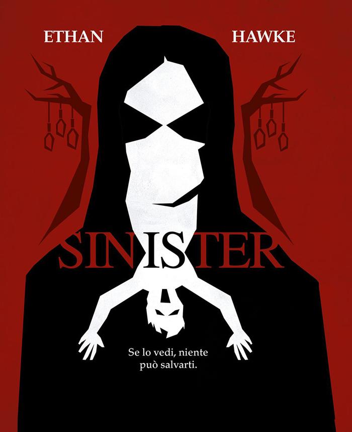 Sinister by Mathias Mazzetti