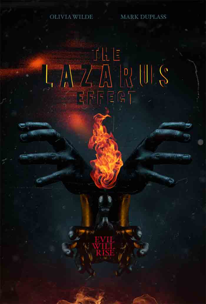 David Irlanda's The Lazarus Effect
