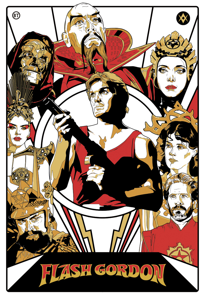flash gordon by ben turner home of the alternative movie