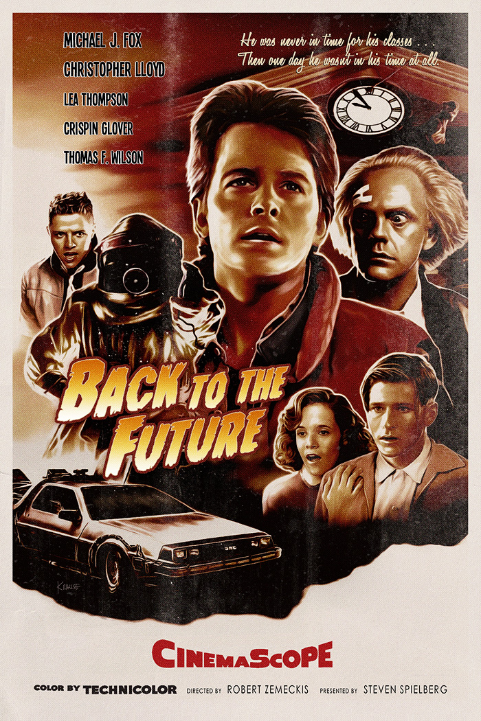 Back to the Future by Ralf Krause - Home of the ...