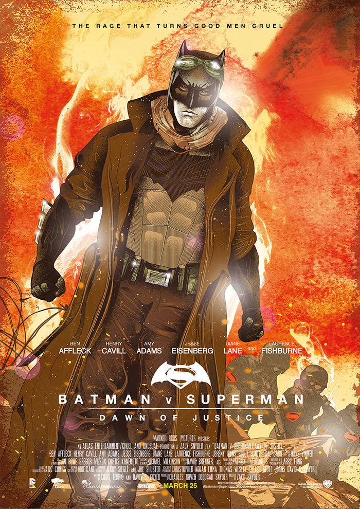 Batman v Superman: Dawn of Justice by Guy Stauber - Home ...
