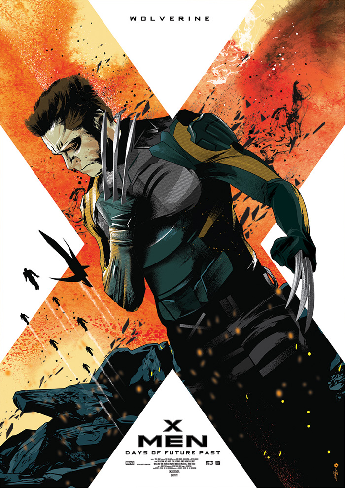 X-Men: Days of Future Past by Guy Stauber - Home of the ...