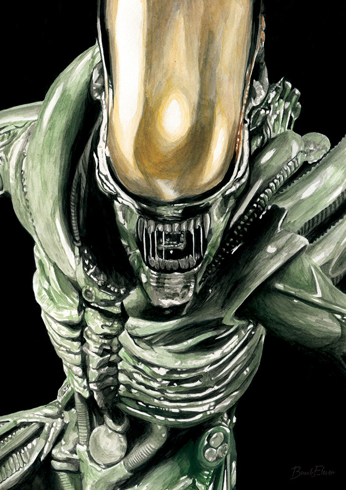 Adam Davidson - Alien