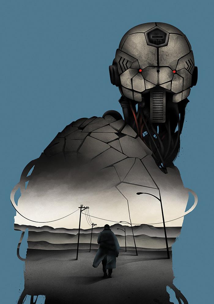 Benedict Woodhead - Automata
