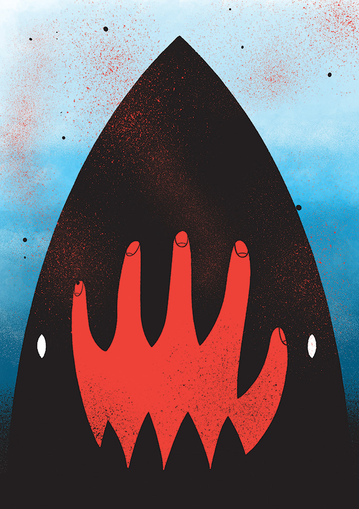 Chris Wharton - Jaws