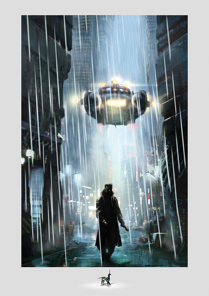 Mark Button - Blade Runner