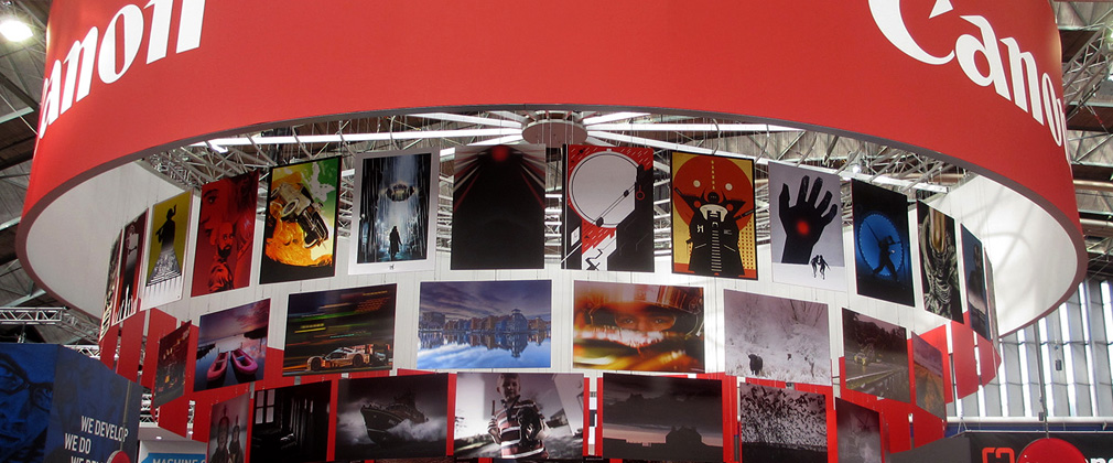 Canon Alternative Movie Posters Event