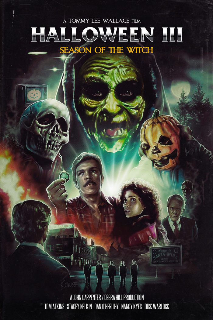 Halloween III: Season of the Witch by Ralf Krause - Home of the ...