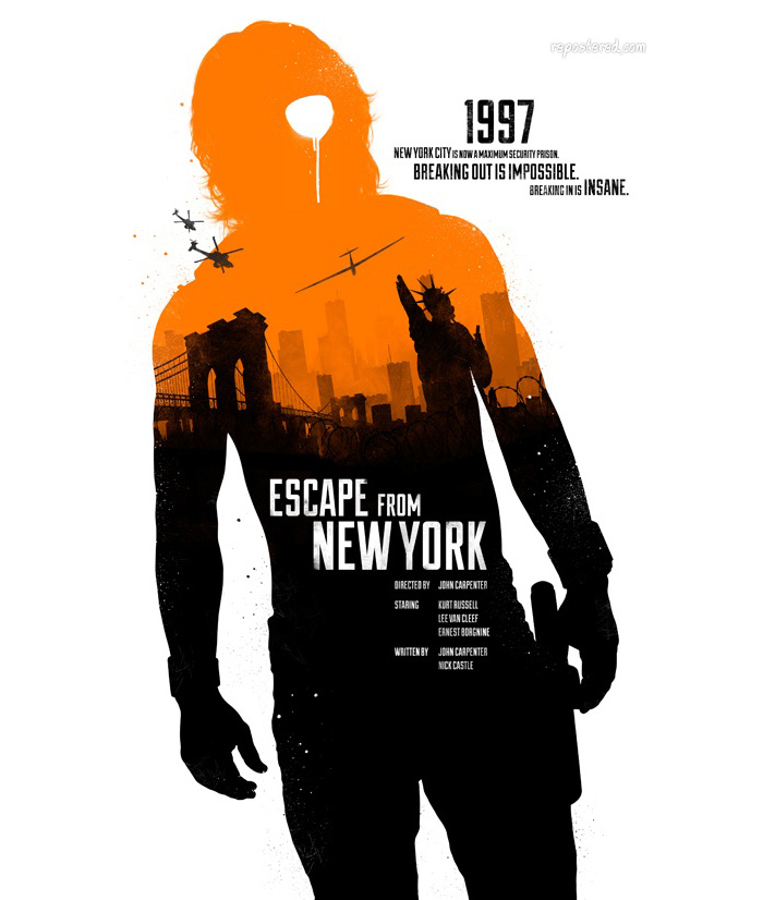 Escape From New York By Joseph Harrold