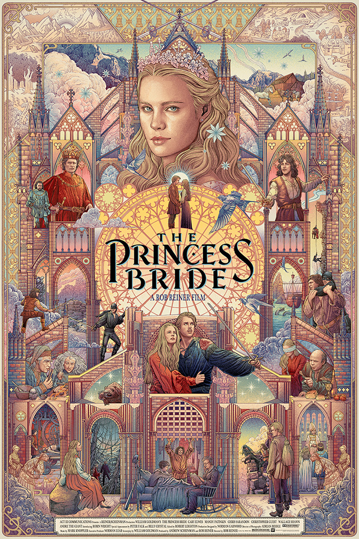 The Princess Bride By Ise Ananphada Home Of The