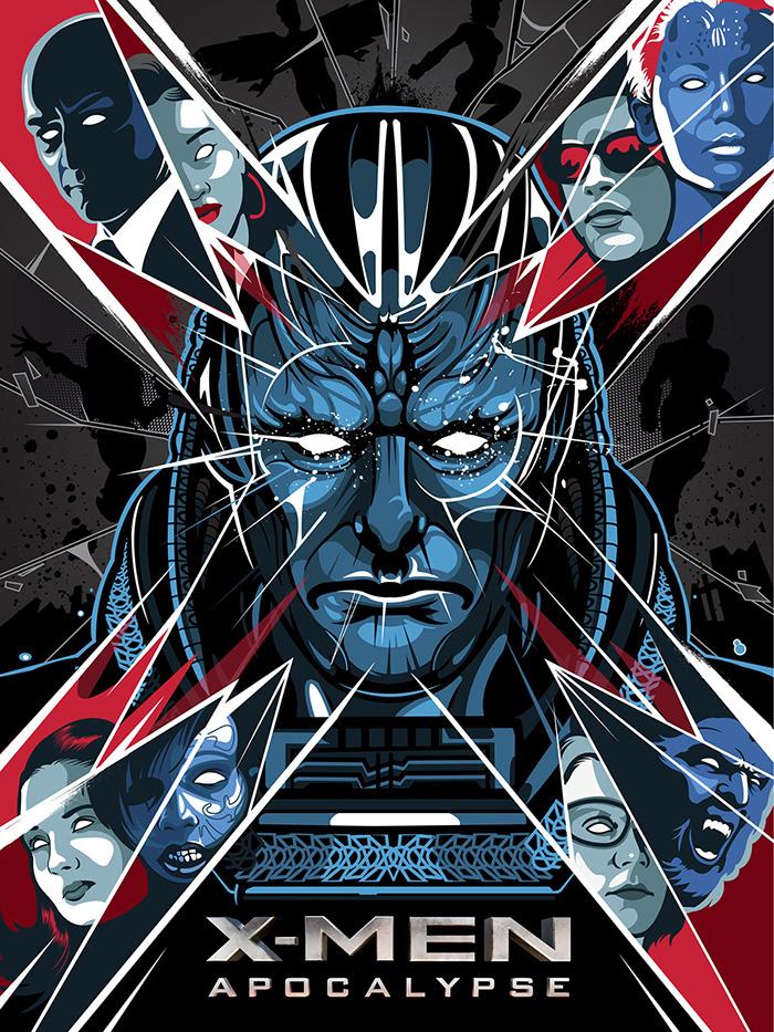 X-Men: Apocalypse by Samuel Ho - Home of the Alternative ...