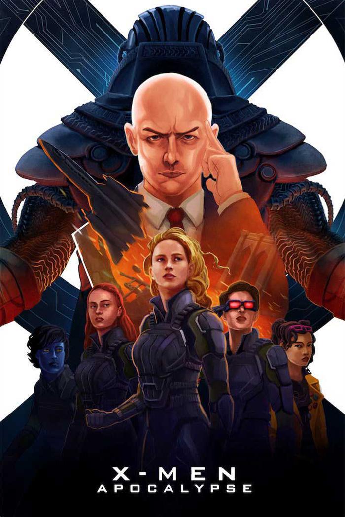 X-men animated movie