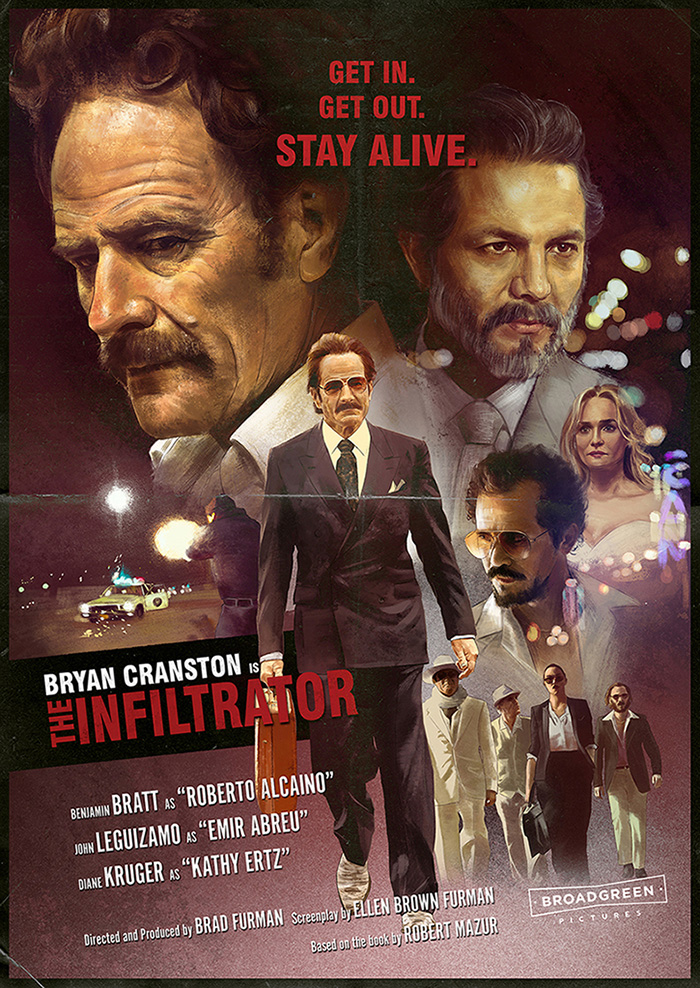 The Infiltrator Film