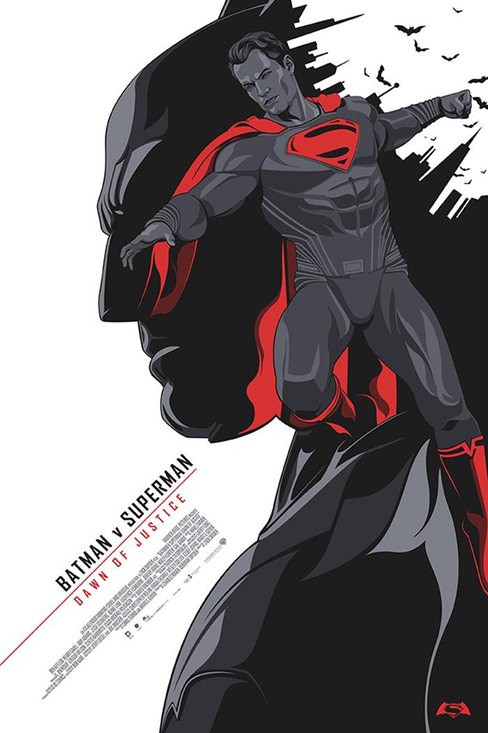 Batman v Superman: Dawn of Justice by Amien Juugo