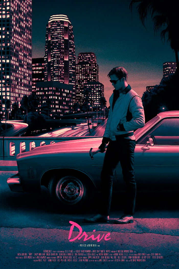 Drive by Rory Kurtz - Home of the Alternative Movie Poster ...